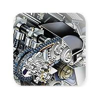 Ferramentas de sincronização dos motores